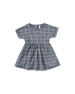 Rylee and Cru Wavy Check Kat Dress - Flying Ryno