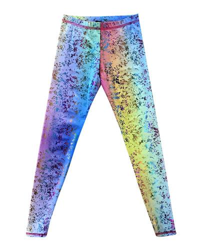 Terez Rainbow Haze Balayage Foil Legging - Flying Ryno