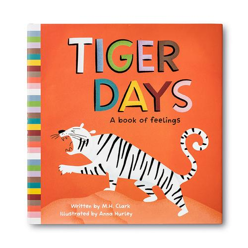 Tiger Things A Book of Feelings Book Copendium - Flying Ryno