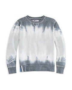 Vintage Tie Dye Burnout Tie Dye Crew Neck Sweatshirt - Flying Ryno