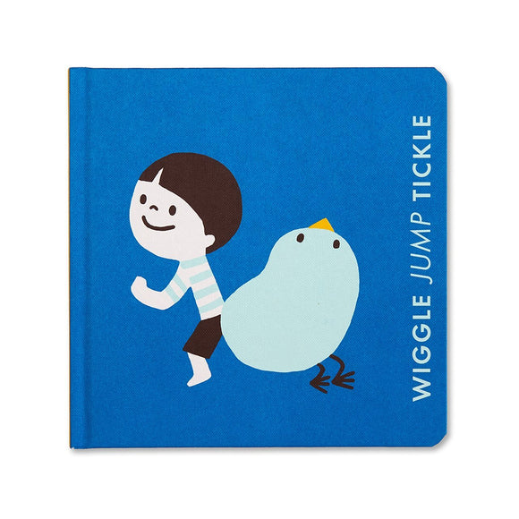 Wiggle Jump Tickle Book Copendium - Flying Ryno