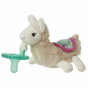 Wubbanub Mary Meyer Lily Llama - Flying Ryno