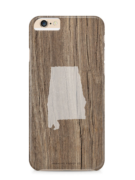 Alabama State Pride Phone Case