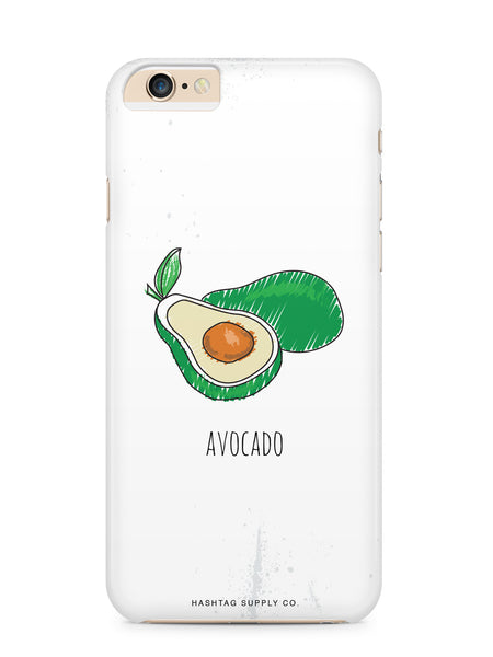 Avocado Phone Case