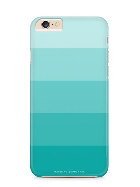 Breakfast at Tiffany's Color Stripes Phone Case