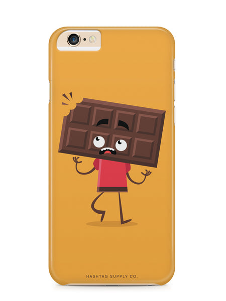 Chocolate Character Phone Case