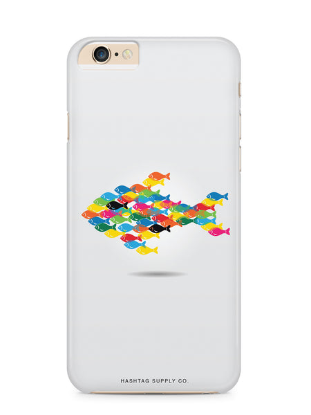 Colorful Fish Phone Case