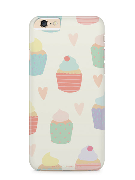 Cupcake Pattern Phone Case