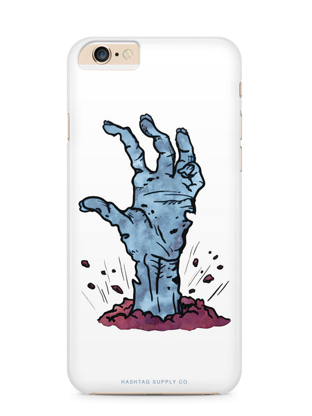 Dead Zombie Hand Phone Case