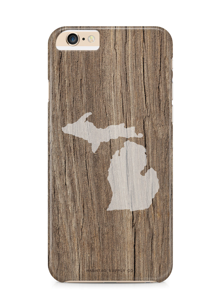 Michigan State Pride Phone Case