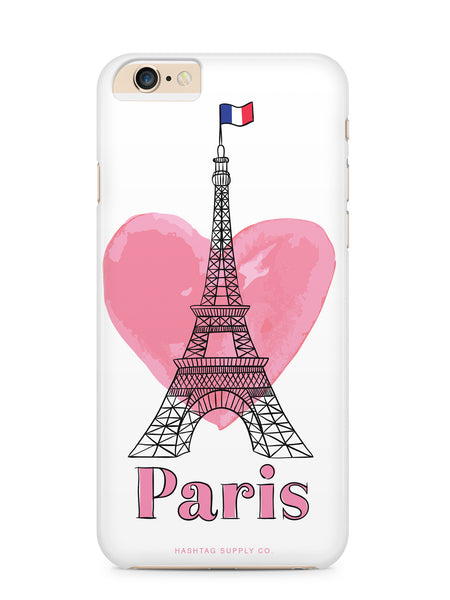 From Paris With Love Phone Case