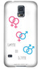 Love is Love Symbols Phone Case