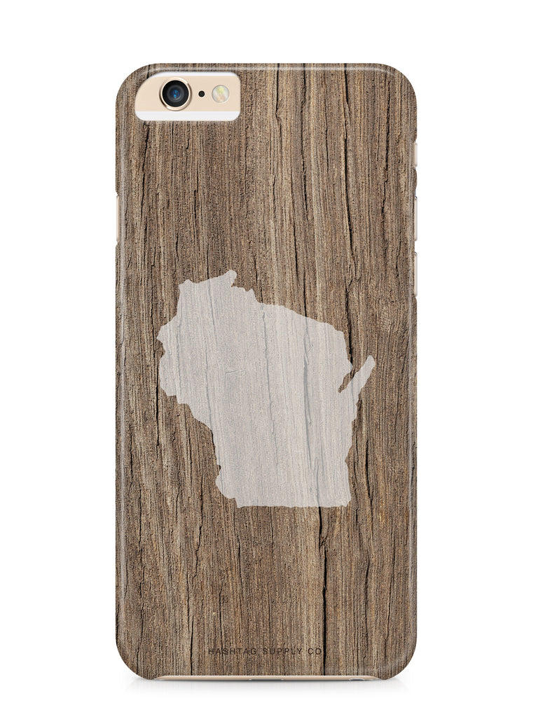 Wisconsin State Pride Phone Case