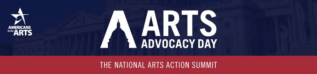 Tom Binder Fine Arts supports Arts Advocacy March 20-21st 2017