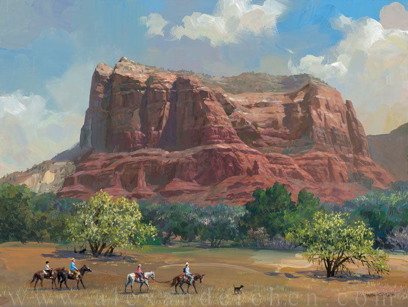 Alexander Chen  'American West' Collection