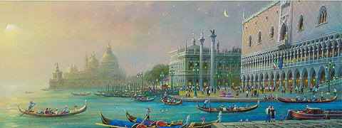 Alexander Chen- San Marco Italy Day and Night