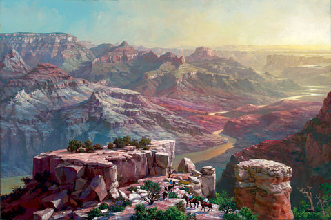 Alexander Chen - Grand Canyon Vista