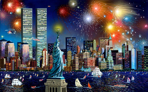 Alexander Chen - Manhattan Celebration