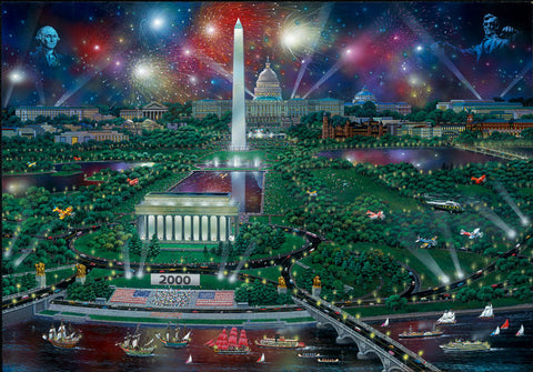 Alexander Chen - Washington Millennium Celebration