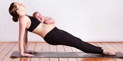 Postpartum Exercise - What to Know About Getting Into Shape After Baby