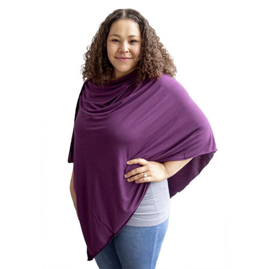 chic nursing shawl