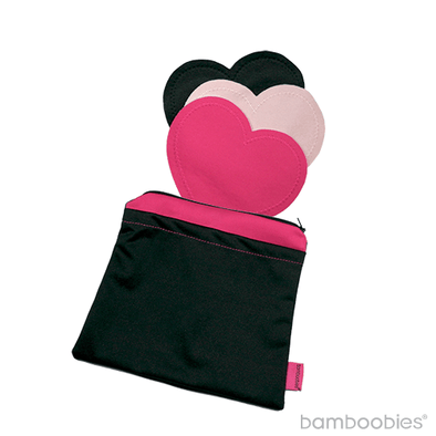 bamboobies Little Black Wet Bag