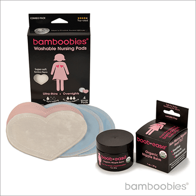 bamboobies Essentials Bundle
