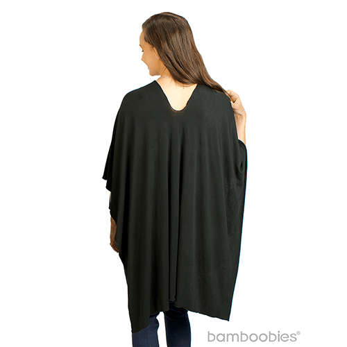 Open Nursing Shawl