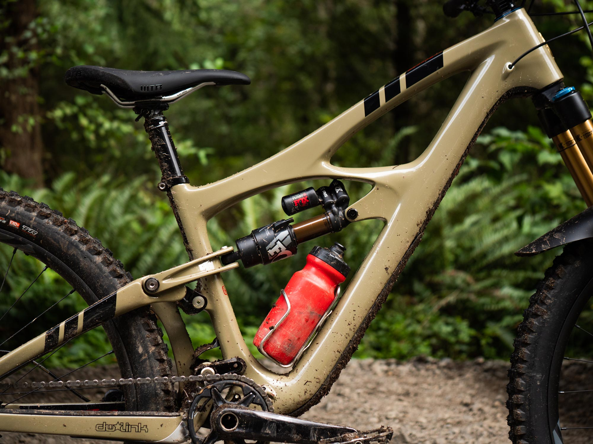 The new Ibis Mojo HD5