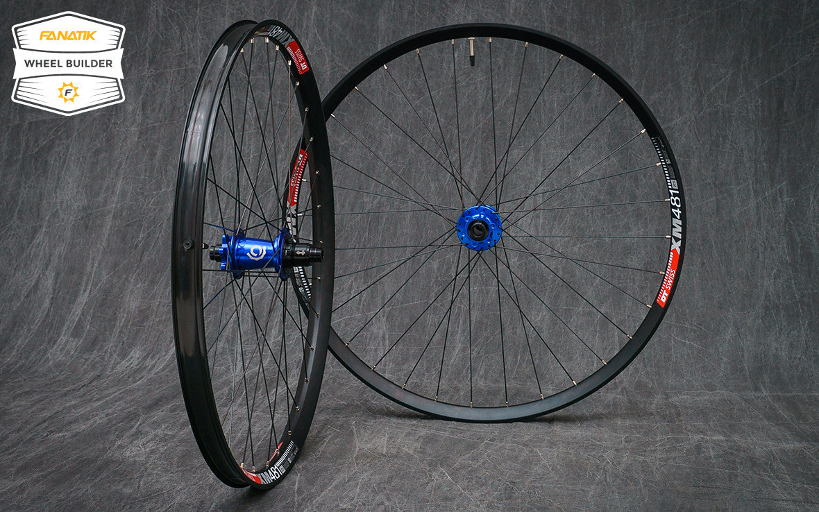 Custom DT Swiss Wheelset