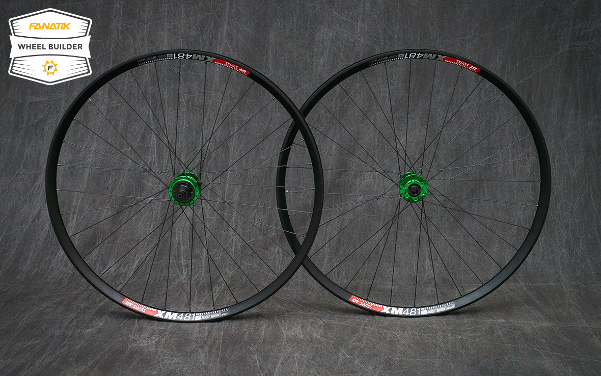 DT Swiss Custom Wheelset