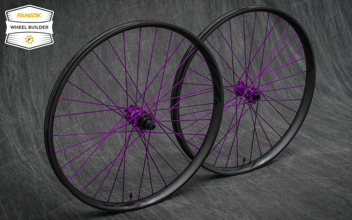 Ibis Custom Straight-pull Wheelset