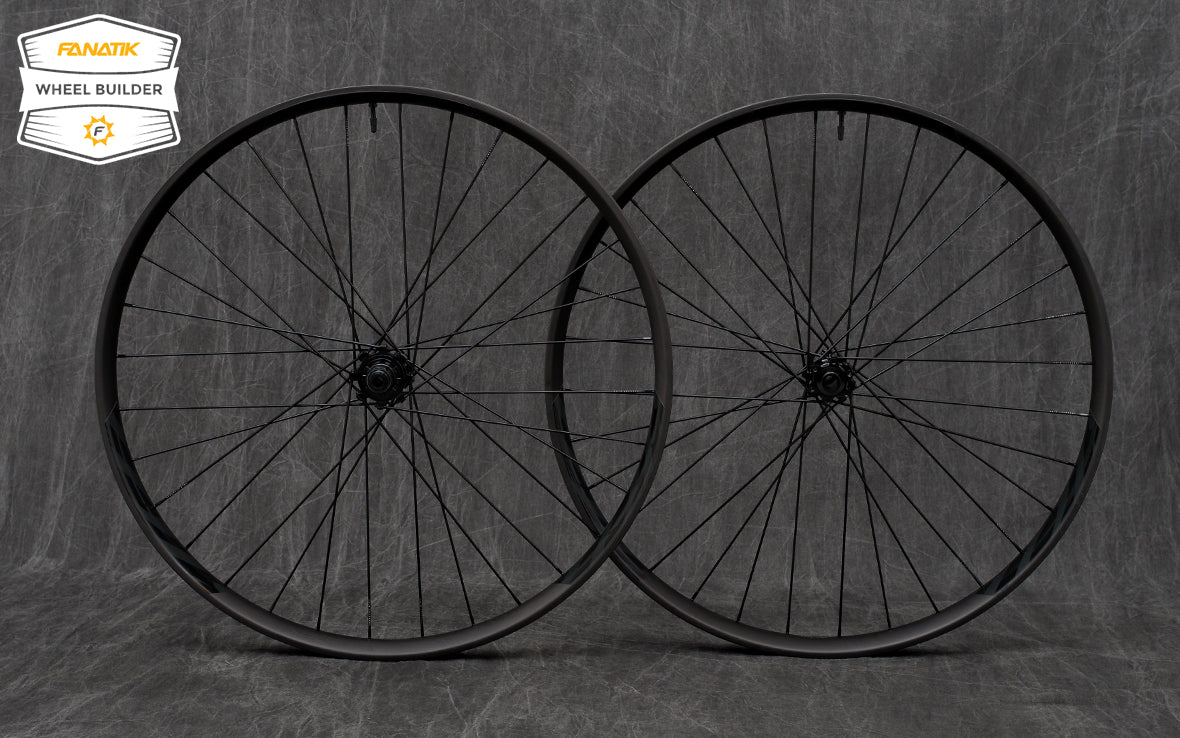 Custom Ibis Wheels