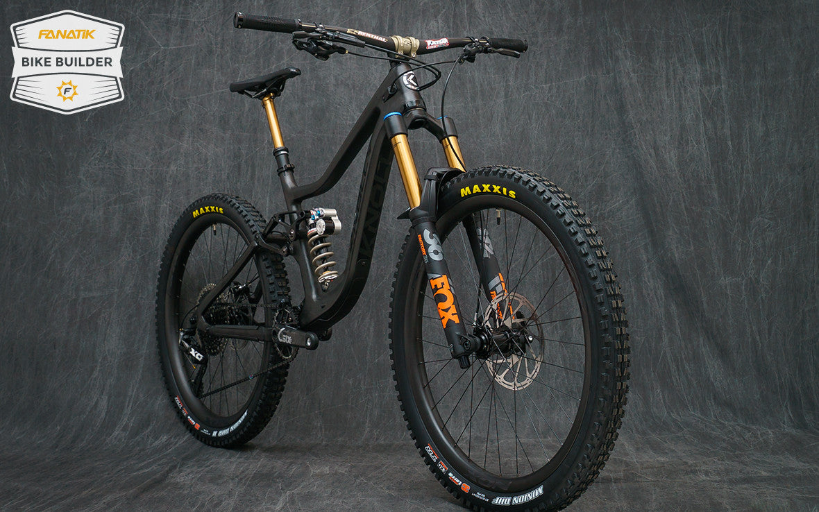 d8a450c81e98 Knolly Warden Carbon - Fanatik Bike Co. Custom Mountain Bike Build ...
