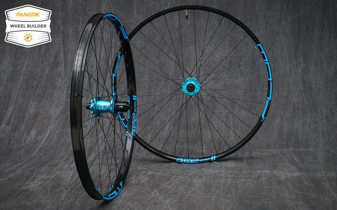 Custom Stan's Wheelset