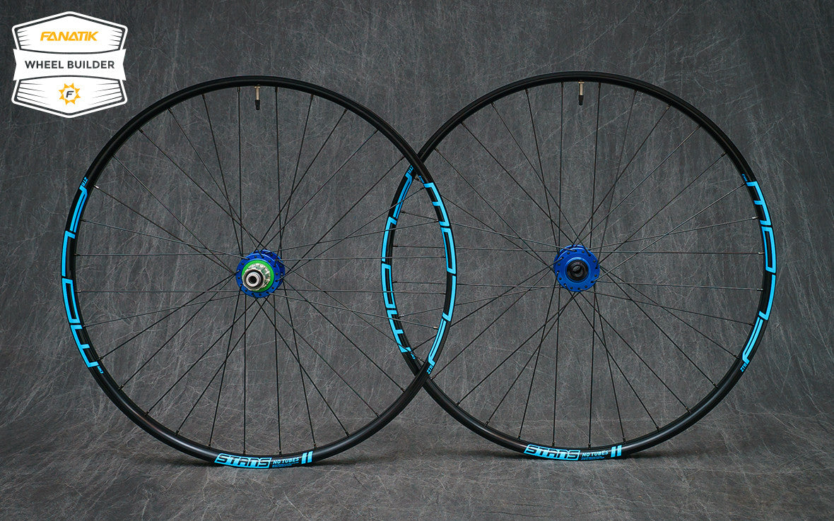Stan's Custom Wheelset