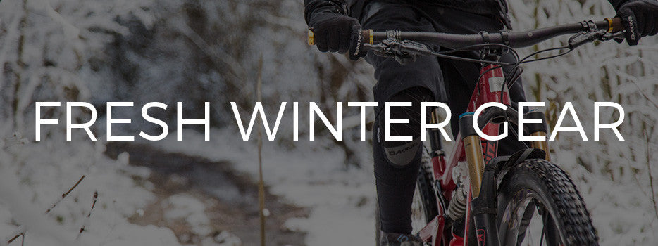 Fresh Winter Mountain Bike Gear to Keep you Shredding
