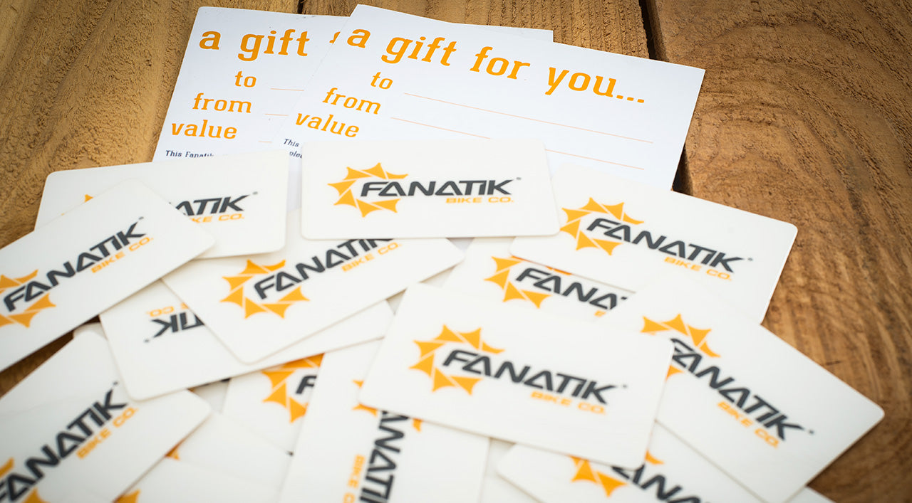 Fanatik Bike Co. - Gift Cards