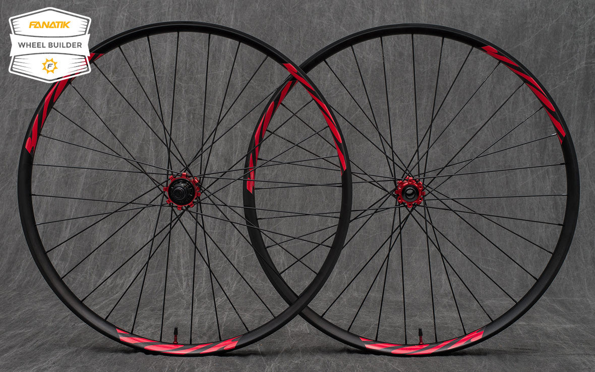 Ibis 938 - Industry 9 Custom Wheelset