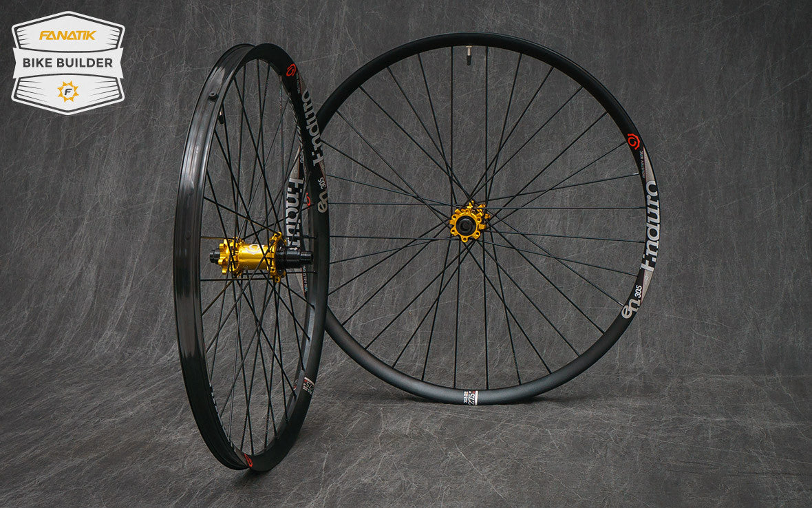 Industry 9 Custom Wheelset