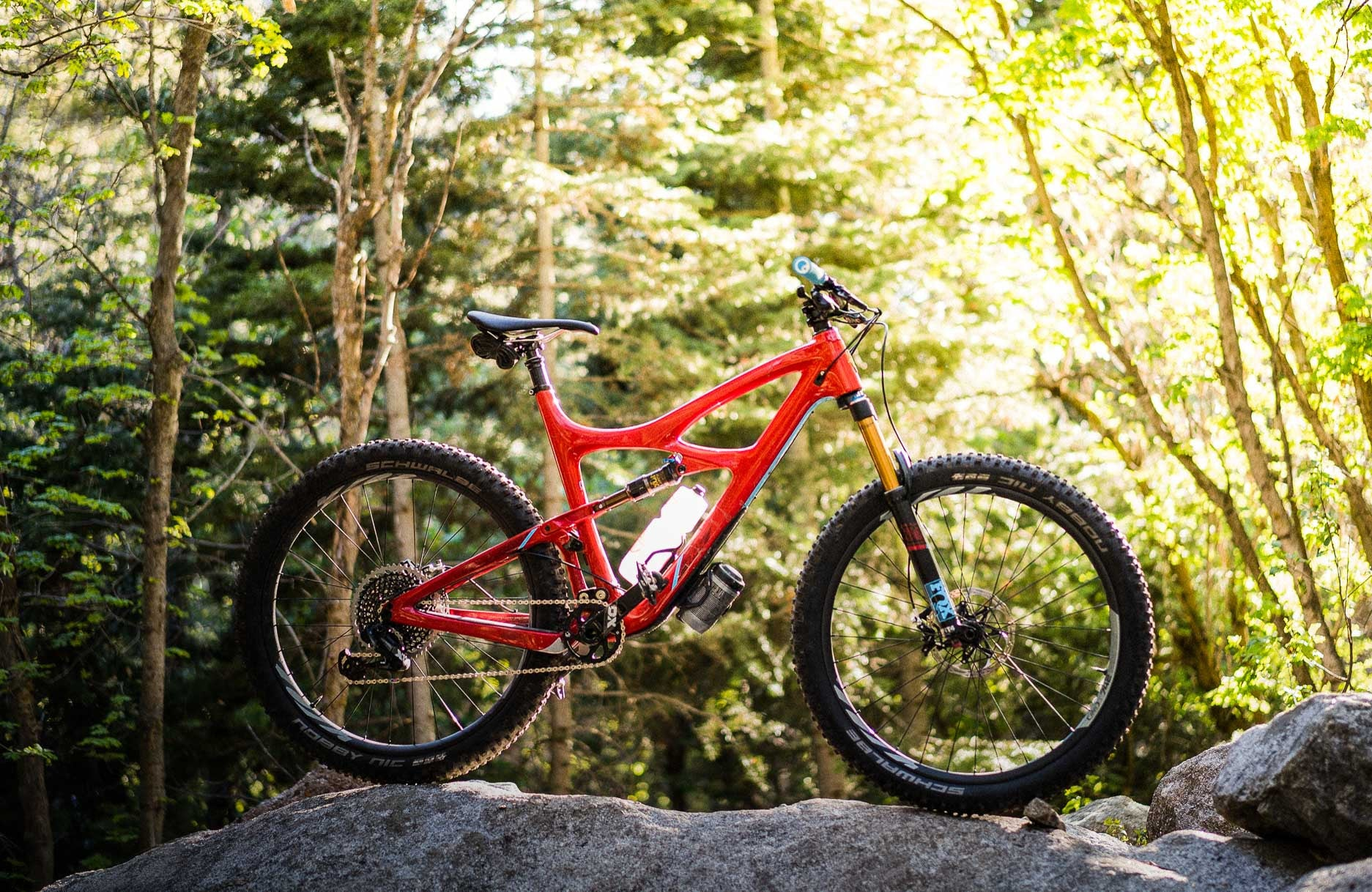 Biking is about having fun, and the Mojo 3 delivers in spades.