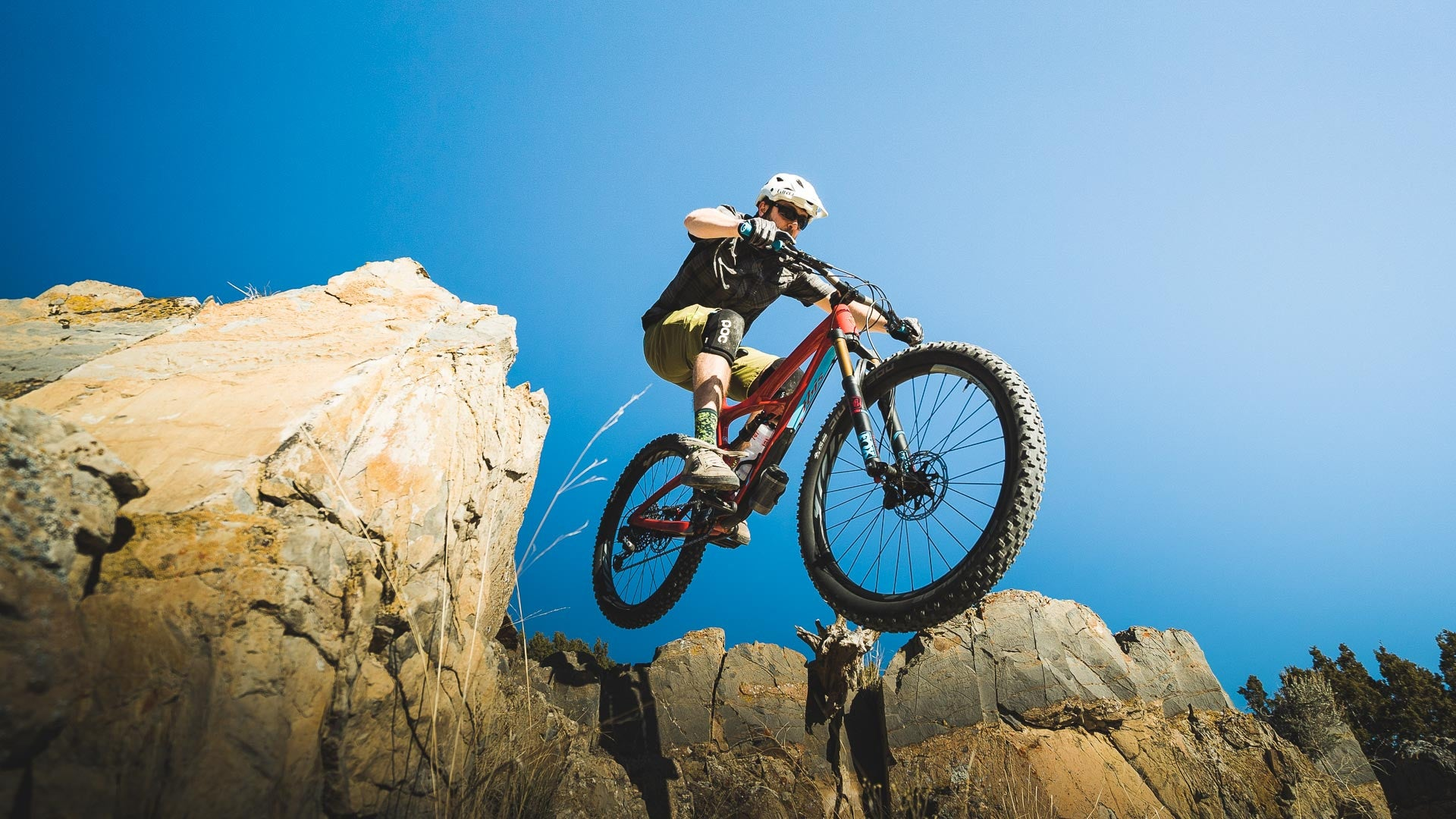 The Ibis Mojo 3 is an extremely capable trailbike