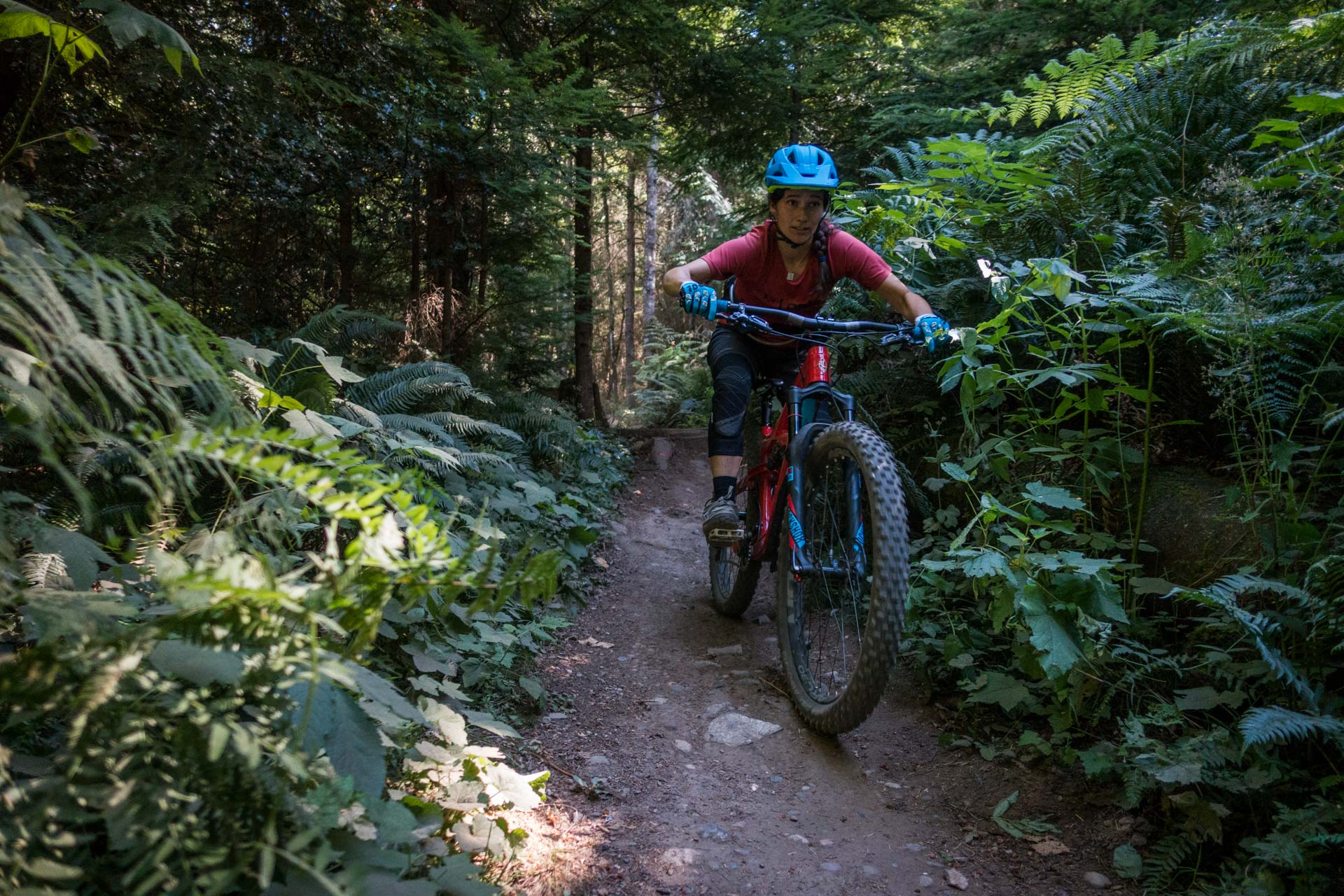 The Mojo 3 is a confidence inspiring, trail slaying gazelle of a bike.