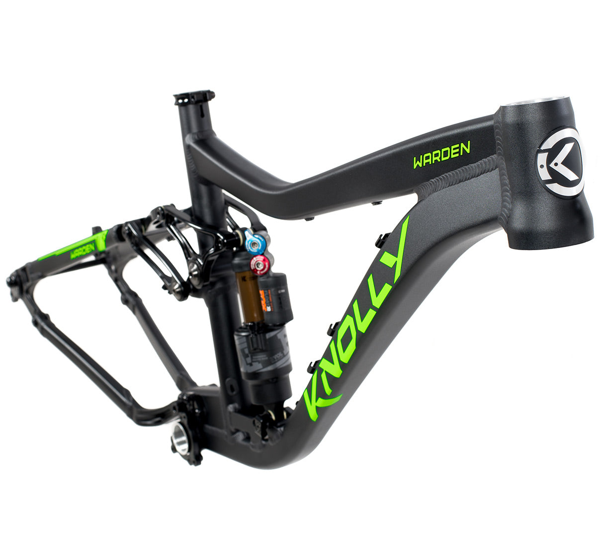 Knolly Warden Alloy Frame
