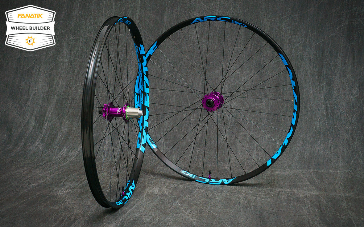 Raceface Arc 30 Wheels