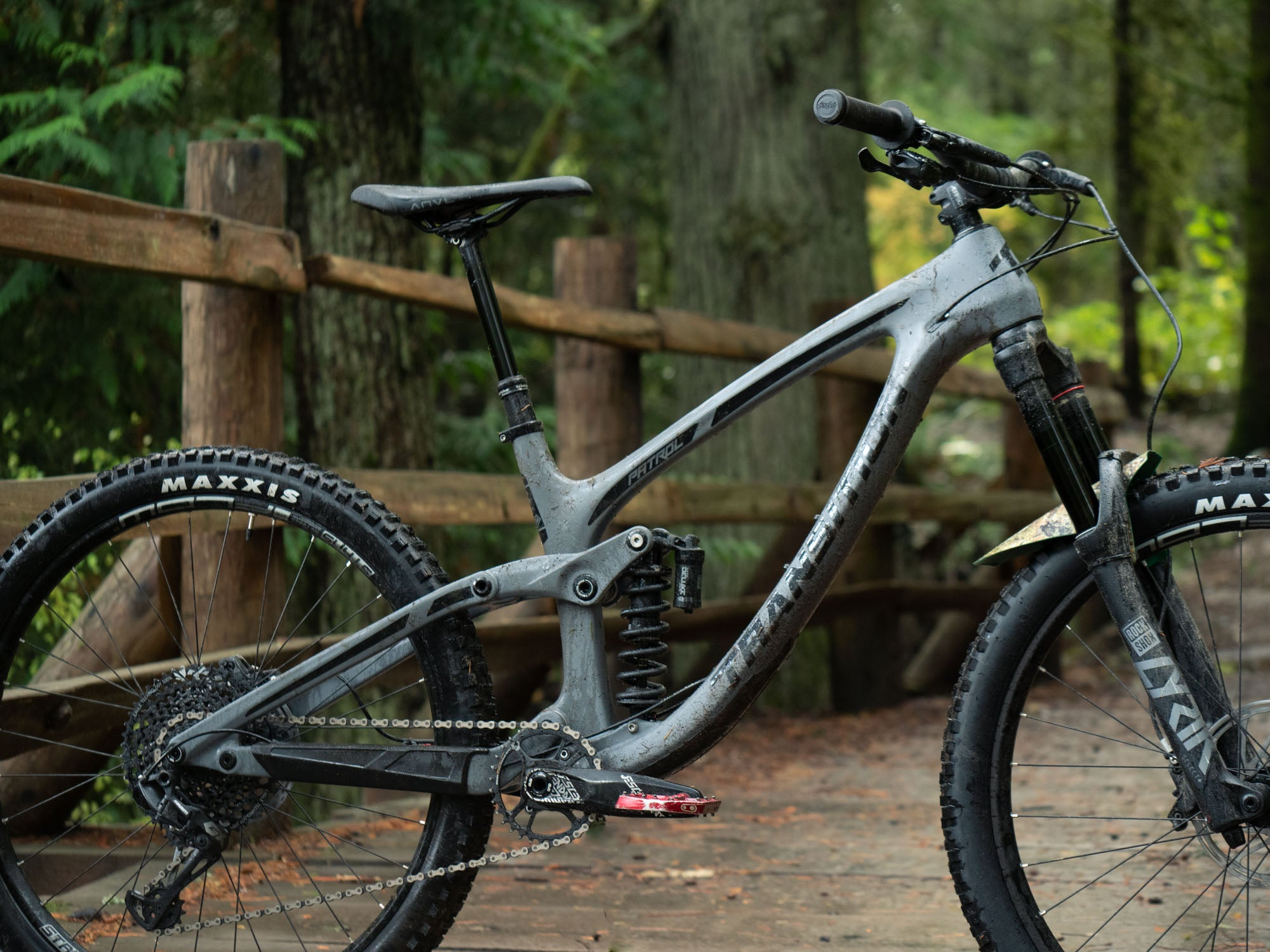 Transition Patrol Carbon Review SBG
