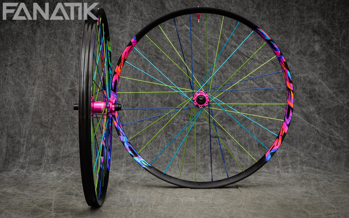 Arc 30 Offset/Industry Nine Torch Custom Wheelset