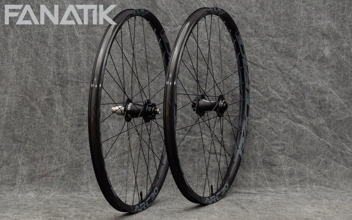 Race Face Arc 30 Offset/Chris King ISO Custom Wheelset