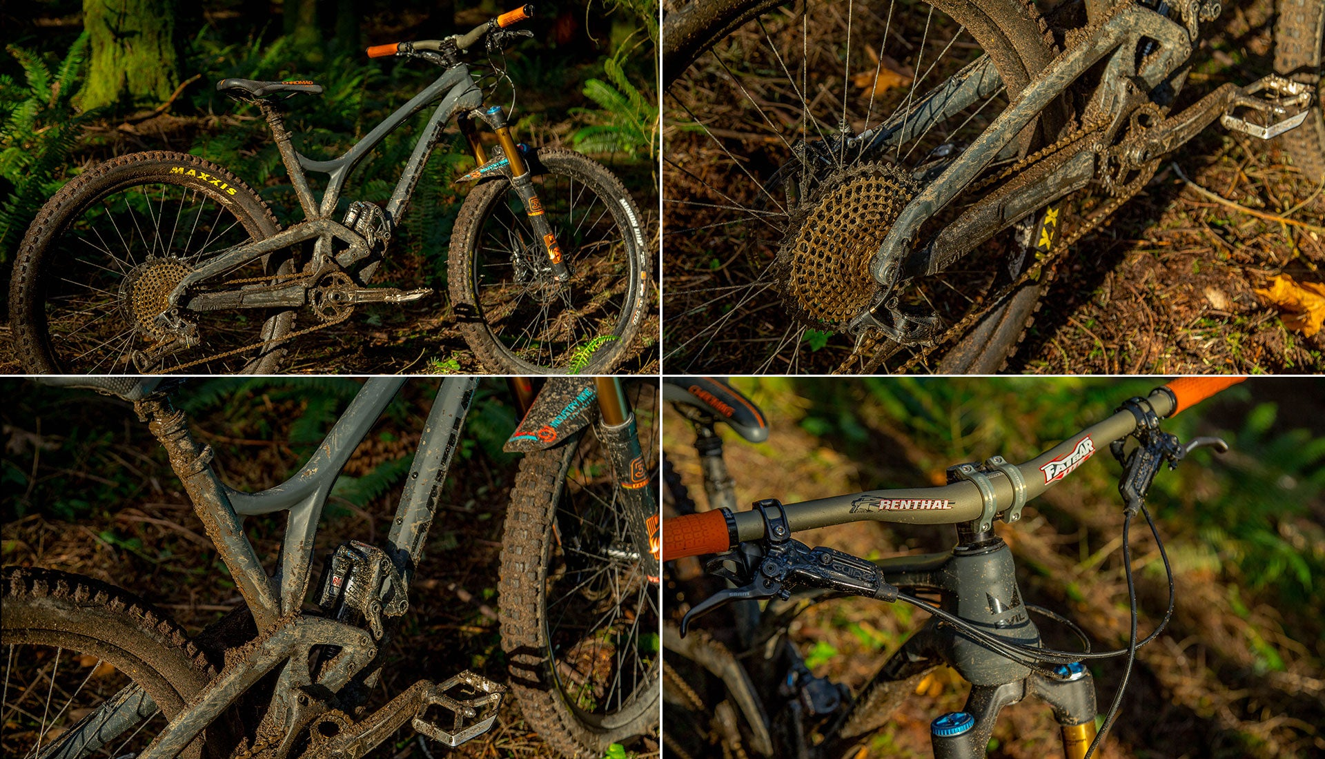 Evil Calling - Fanatik Bike Co. Review