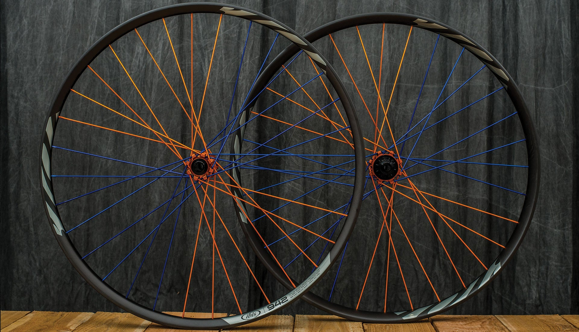 Custom Industry Nine wheels at Fanatik Bike Co.